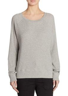 Vince Vince Cotton Raglan Top   Sweaters - Shop It To Me