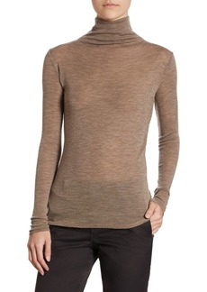 Vince Cowl Wool Sweater