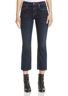 Vince Crop Flare Jeans