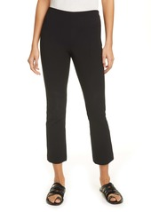 Vince Crop Flare Trousers