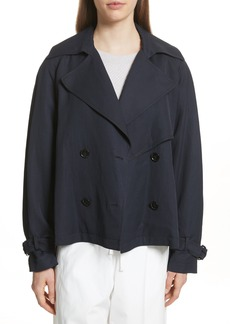Vince Crop Trench Coat
