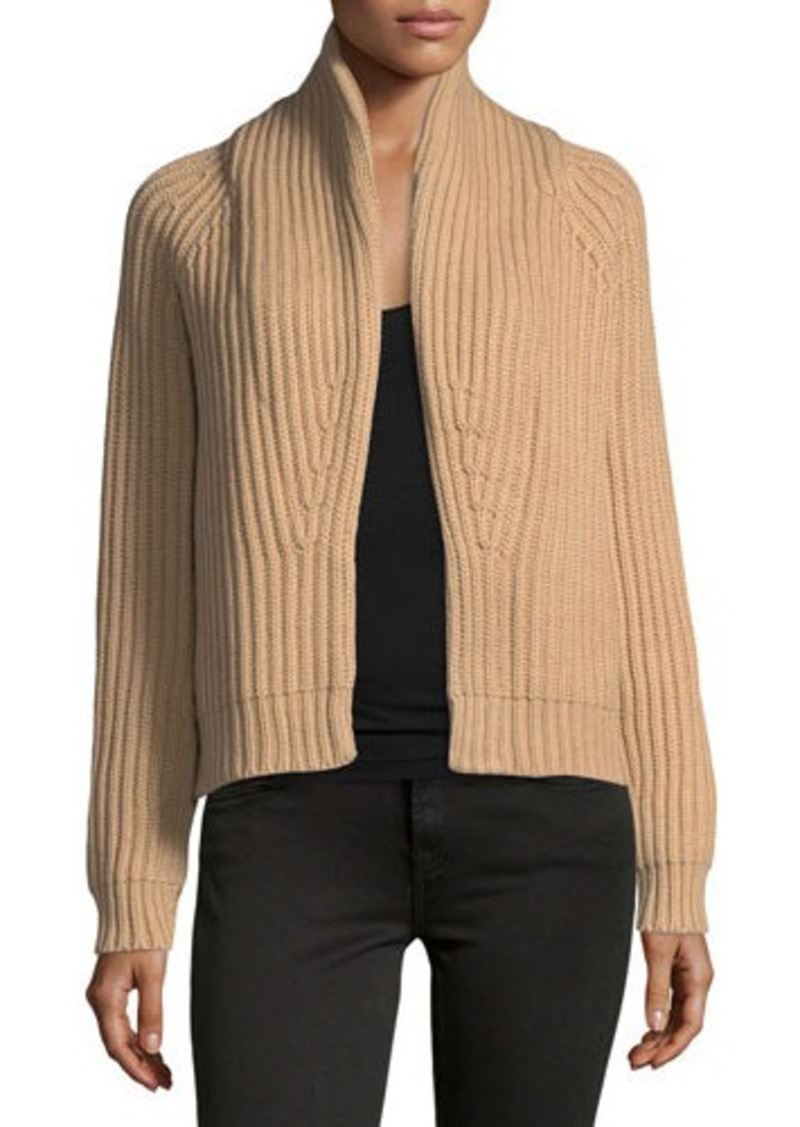 Vince Vince Cropped Cable-Knit Cardigan | Sweaters - Shop It To Me