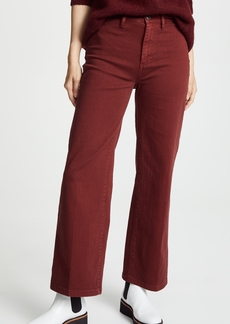 Vince Cropped Denim Jeans