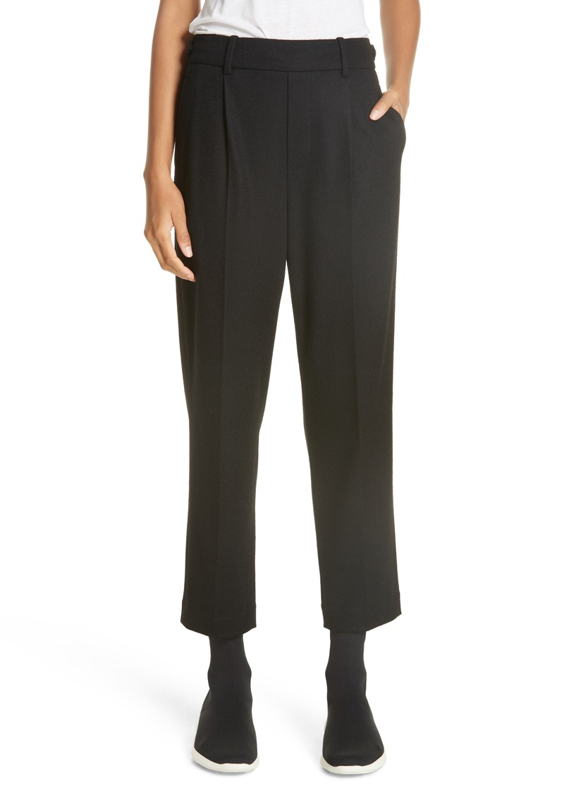 Vince Cropped Pull-On Pants