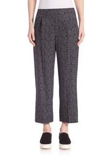Vince Cropped Wide-Leg Pants