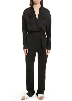 Vince Cross Front Jumpsuit