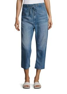 Vince Denim Workwear Trousers