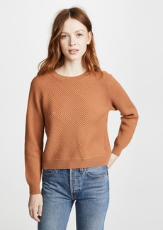 Vince Diagonal Rib Sweater