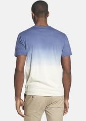 Vince Dip Dye V-Neck T-Shirt