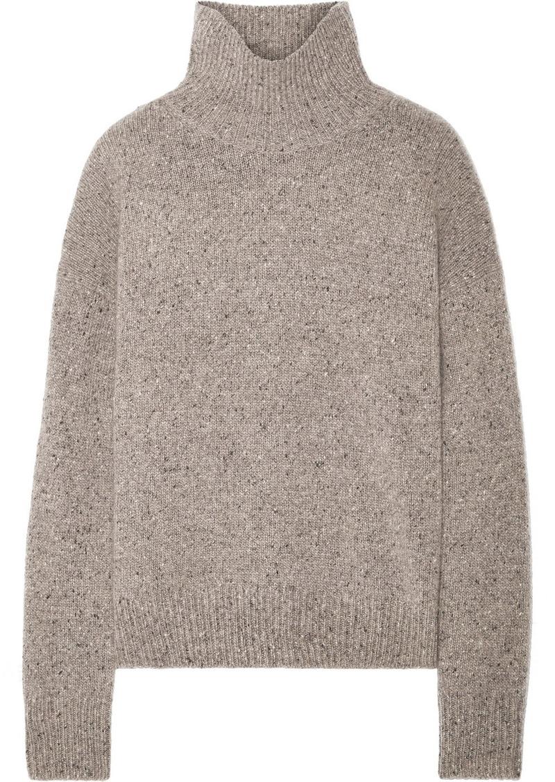 091c40eca5415 Vince Vince Donegal cashmere turtleneck sweater