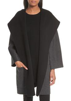 Vince Double Face Wool & Cashmere Coat