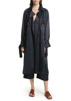 Vince Drapey Trench Coat