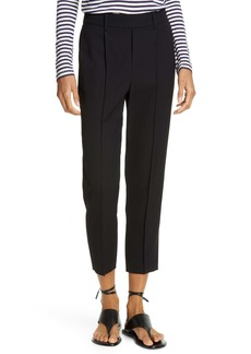 Vince Easy Pull-On Ankle Pants