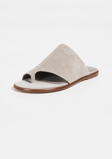 Vince Edris Toe Ring Slide Sandals
