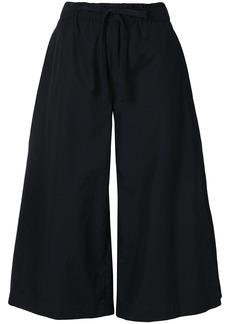 Vince elasticated waist culottes - Blue