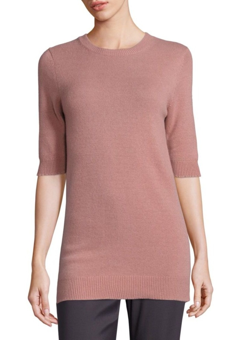Vince Vince Elbow-Length Sleeve Cashmere Sweater | Sweaters - Shop ...