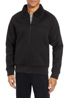 Vince Faux Fur Collar Jacket