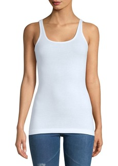 Vince Favorite Ribbed Tank Top