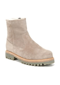 Vince Frances Genuine Shearling Lug Boot (Women)