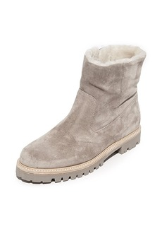 Vince Frances Tread Sole Pull On Booties