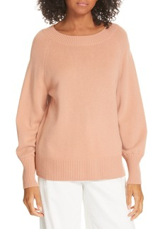 Vince Full Sleeve Wool & Cashmere Sweater