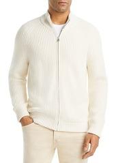 Vince Full Zip Sweater