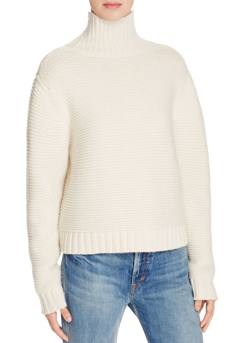 Vince Funnel Neck Sweater