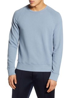 Vince Garment Dye Crewneck Sweatshirt