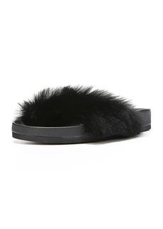 Vince Garrison Fur Pool Slide