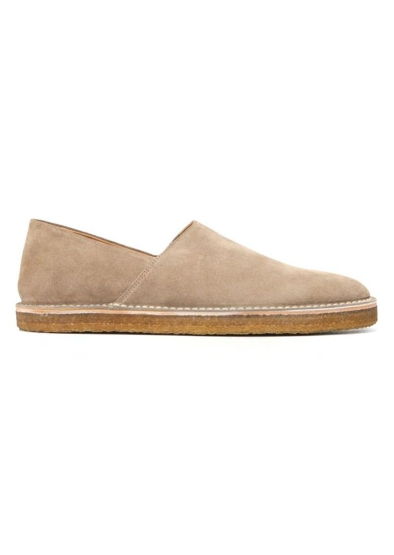 Vince Gifford Suede Slip-On Shoes
