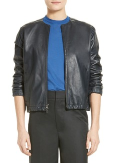 Vince Golf Leather Jacket