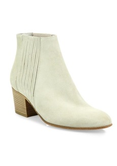 Vince Haider Suede Ankle Boots