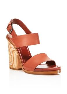 Vince Haley Open Toe High Heel Sandals