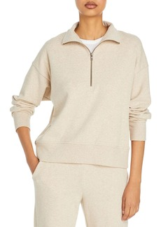 Vince Half Zip Sweater