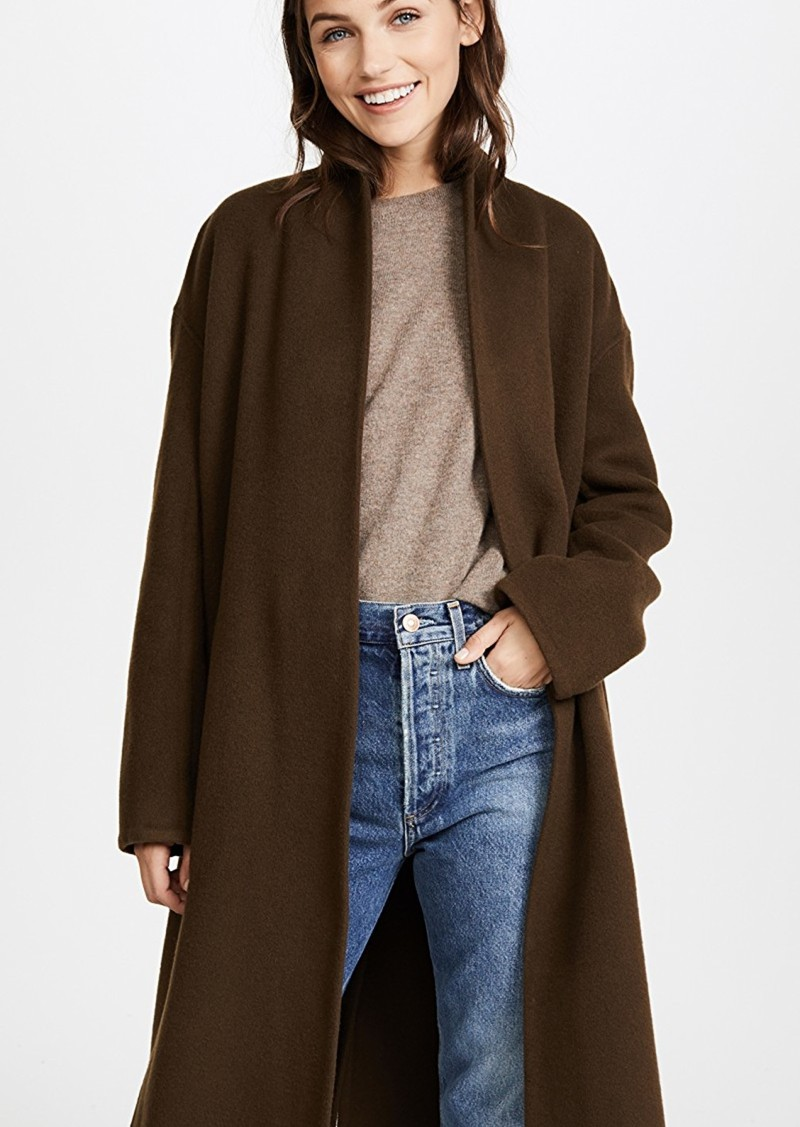 outerwear sale drapes double camuto vince coat face drape zoom hooded