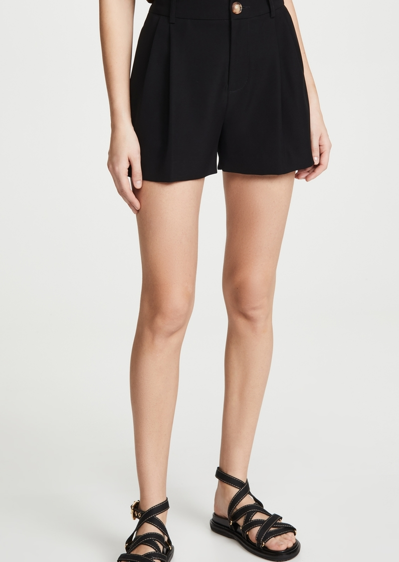 Vince High Rise Shorts