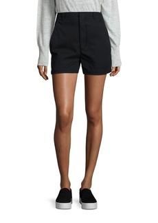 Vince High-Waist Shorts