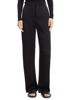 Vince High-Waist Wide Leg Pants