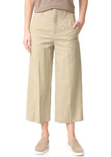 Vince High Waisted Crop Pants