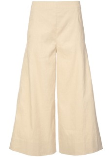 Vince high waisted culottes - Nude & Neutrals