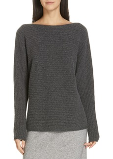 Vince Horizontal Ribbed Sweater