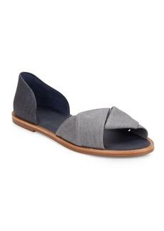 Vince Idara Denim Sandals