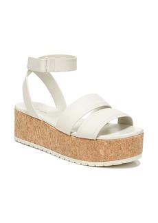 Vince Jet Cork Platform Sandal (Women)