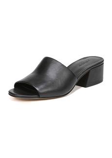 Vince Karissa Leather Slide Sandal