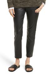 Vince Leather Pants