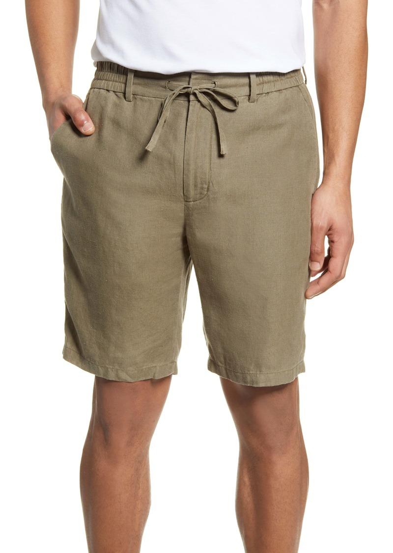 Vince Lightweight Hemp Shorts