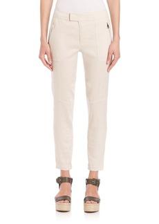 Vince Linen Cargo Pants