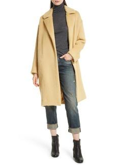 Vince Long Shaggy Coat