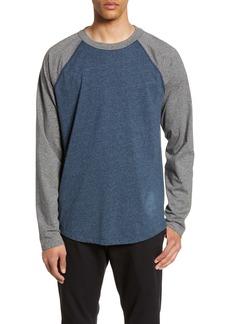 Vince Long Sleeve Raglan T-Shirt