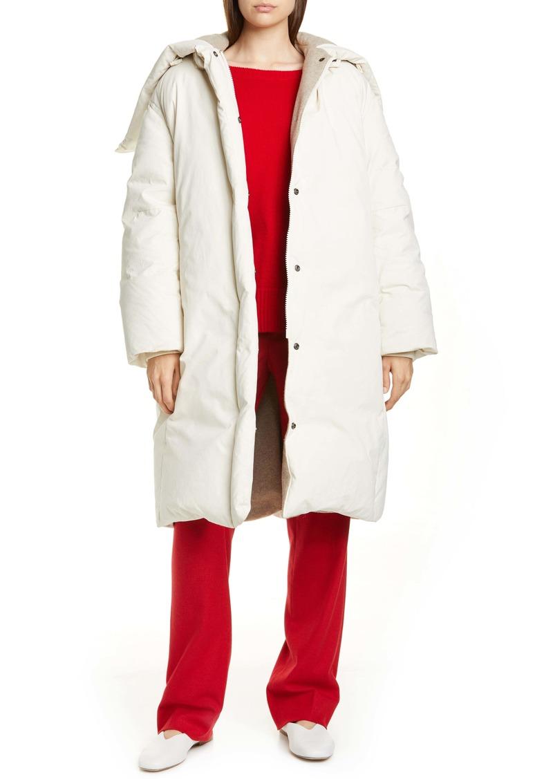 Vince Longline Puffer Coat